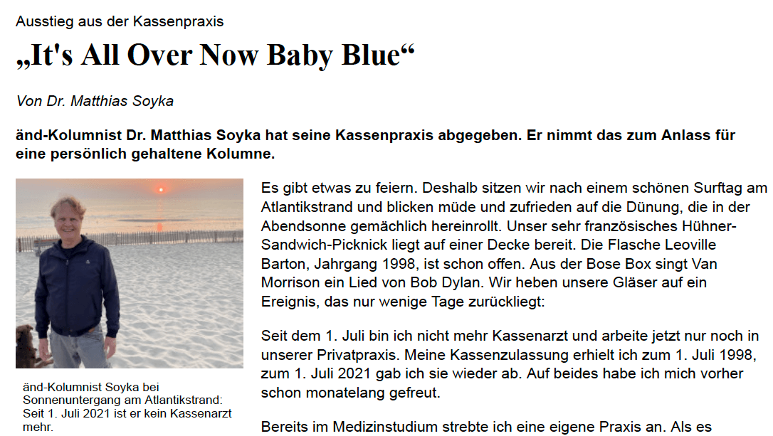 """""""It's All Over Now Baby Blue"""""""
