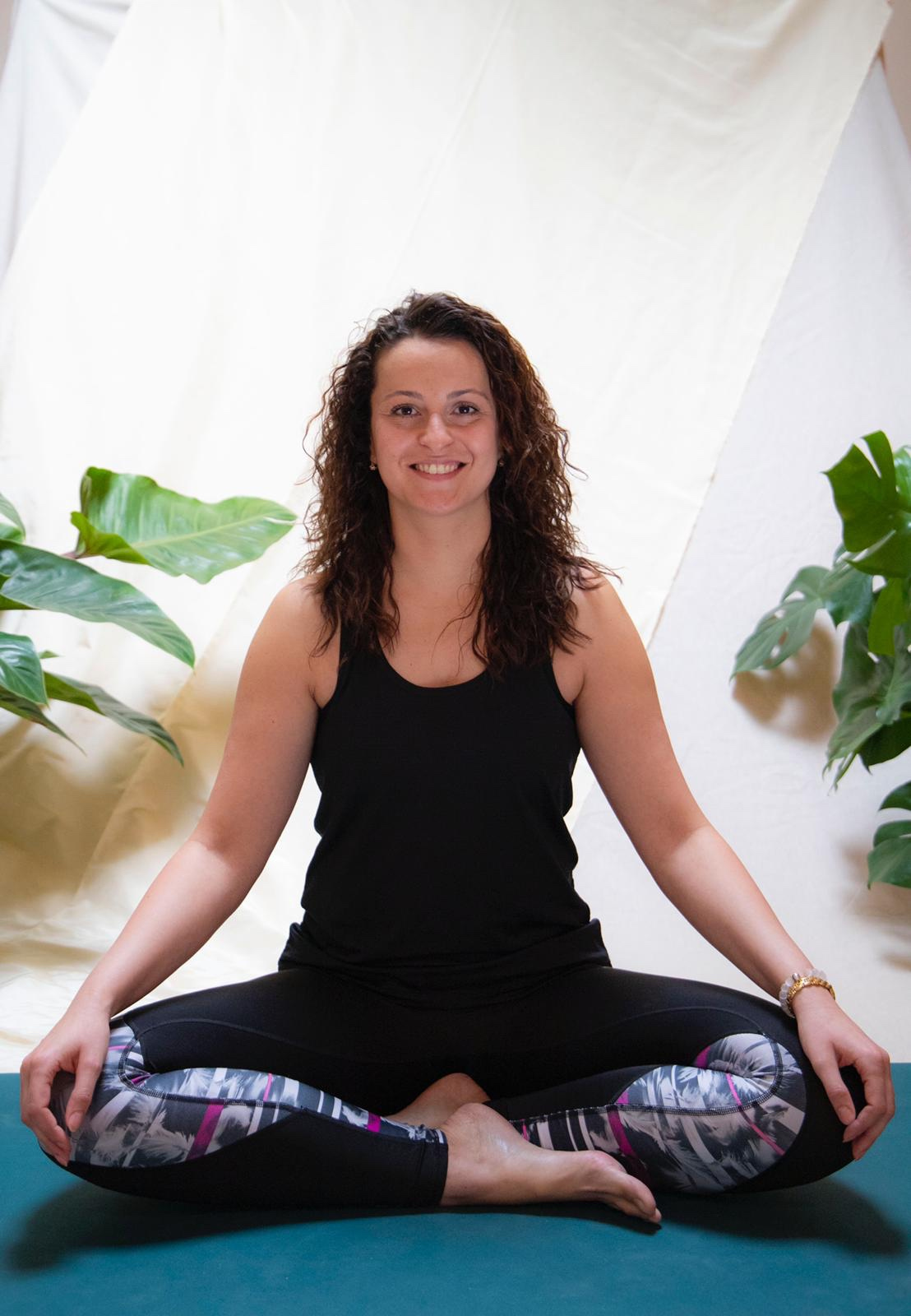 Melania Tudorica, Yoga docent Groningen