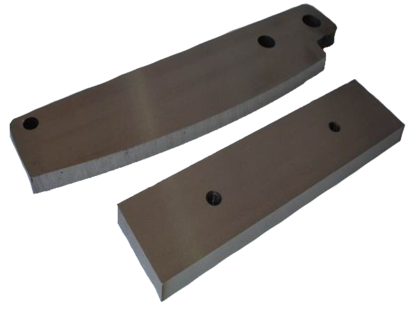 Cropper Blades For Cutting Of Steel