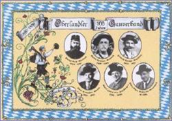 100 Jahre Gauverband