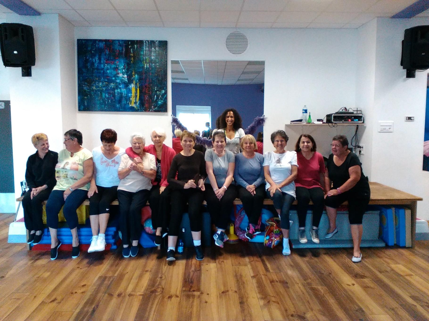 Zumba Fitness Studiometisse Studio Metisse