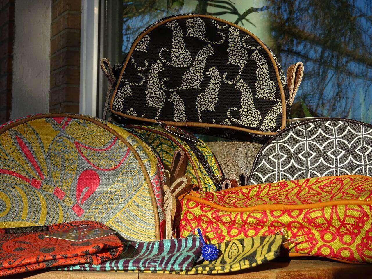 Mongoose handcrafted Bags - Taschen aus Südafrika