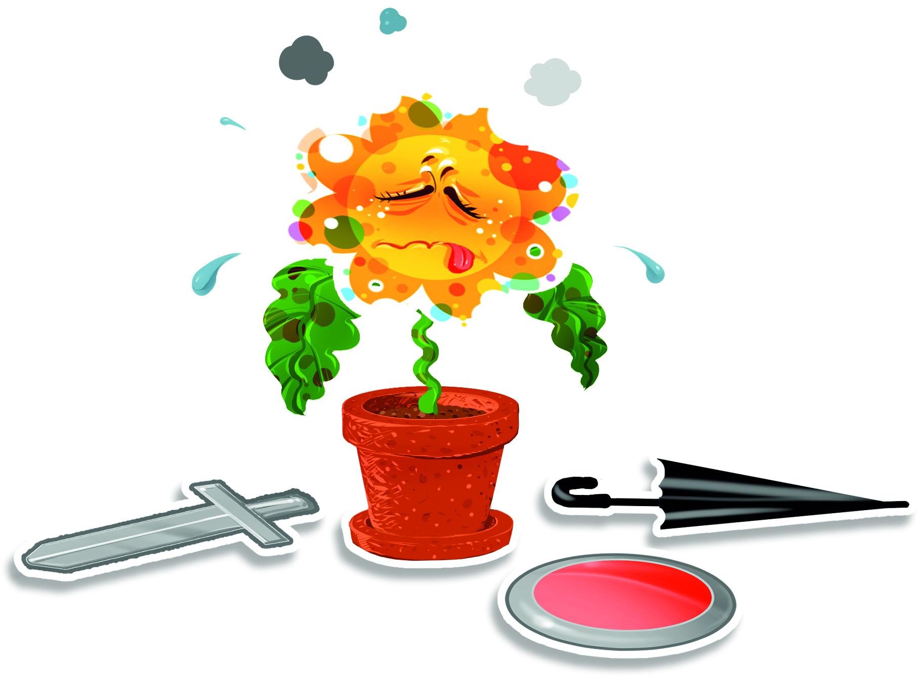 Jedoch in der modernen Landwirtschaft mit Monokulturen, durch chemische Spritzungen, aber auch durch negative Umwelteinflüsse sind die  Abwehrmechanismen vielfach überfordert und die Pflanze erkrankt.