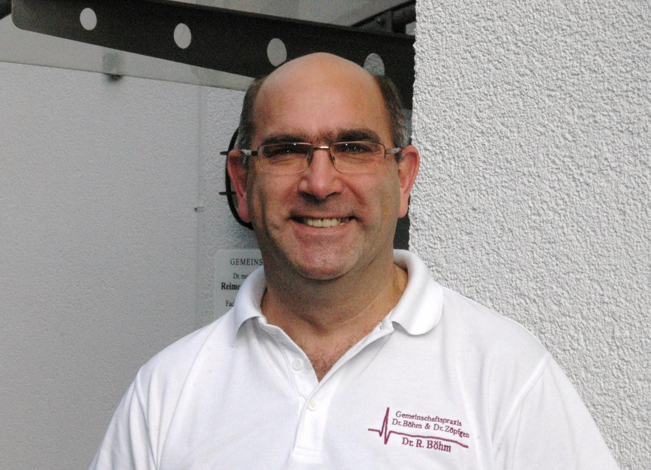 Dr. med. Reimer Böhm - Facharzt für Innere Medizin / Palliativmedizin