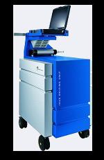 血液ポンプを動かす空気圧を作り出す駆動装置