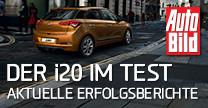 Hyundai i20 im Test - Autohaus Gerschlauer