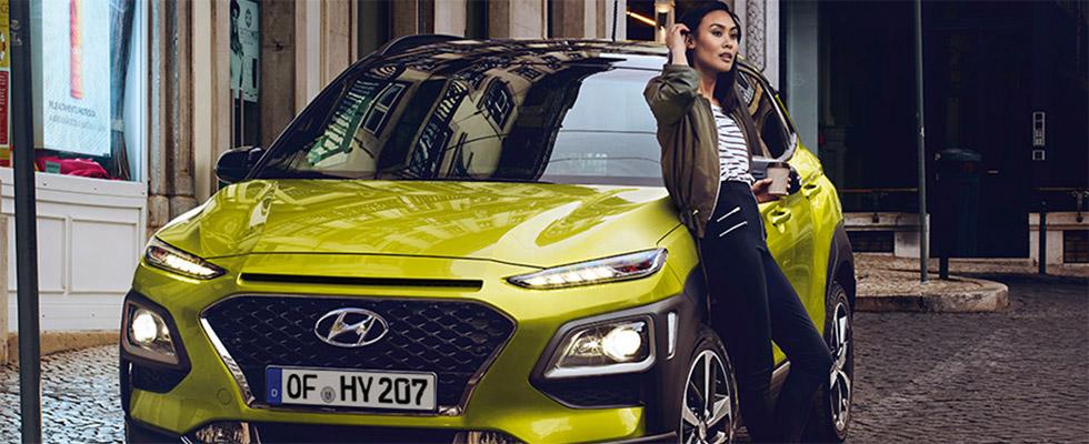 Probefahrt Hyundai - Autohaus Gerschlauer