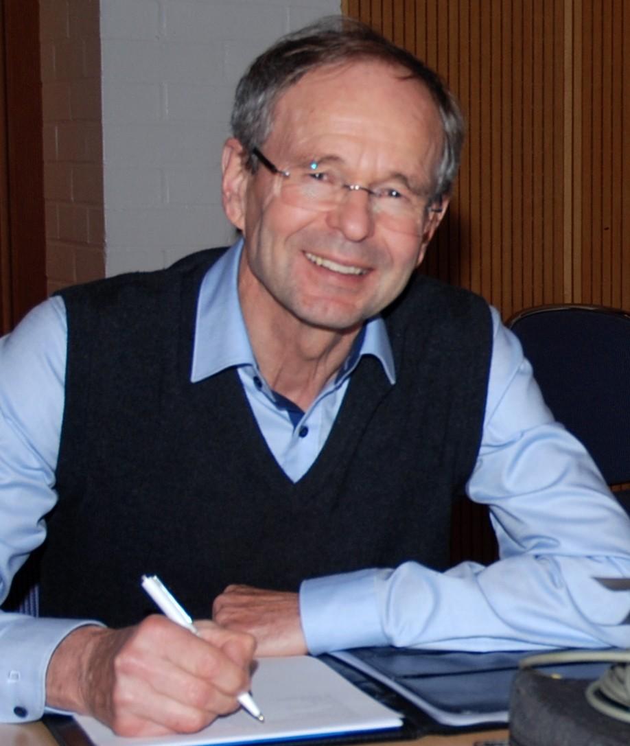 Klaus Dandl hat Anfang 2016 die Rolle des Schriftführers übernommen