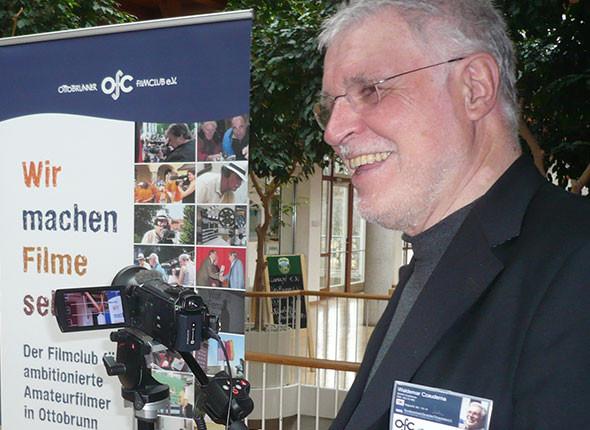 Waldemar Czauderna, Ottobrunner Filmclub, Presse