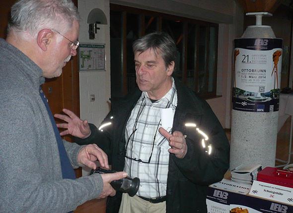 Klaus Bichlmeier, Ottobrunner Filmclub