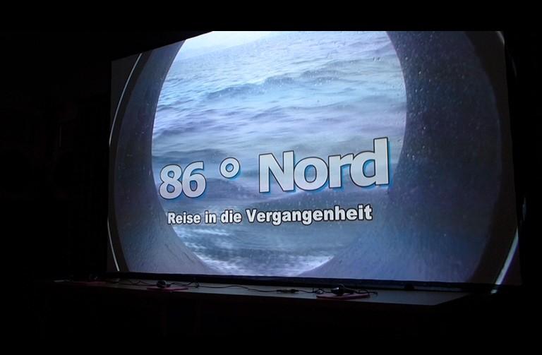 86 Grad Nord von Werner Zanzinger