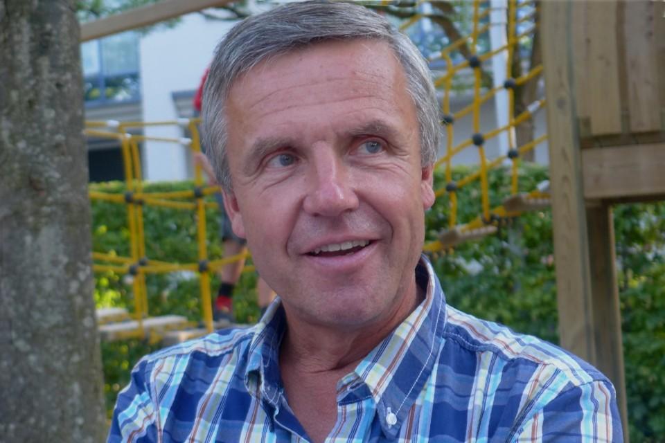 Werner aus Kirchheim überzeugtdie Juroren mit seiner sympathischen Sprecherstimme.