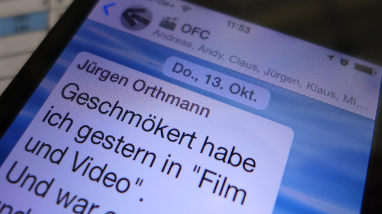 Die neue Film+Video