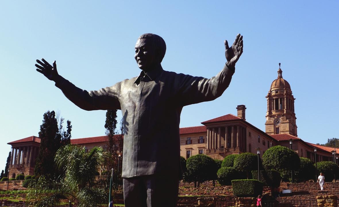 Mandela - Pretoria
