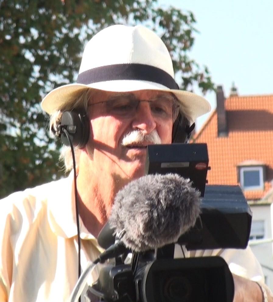 Andy aus Neubiberg ist Filmer und Nationalpark-Ranger, die Kombination sind meisterhafte Tierfilme.
