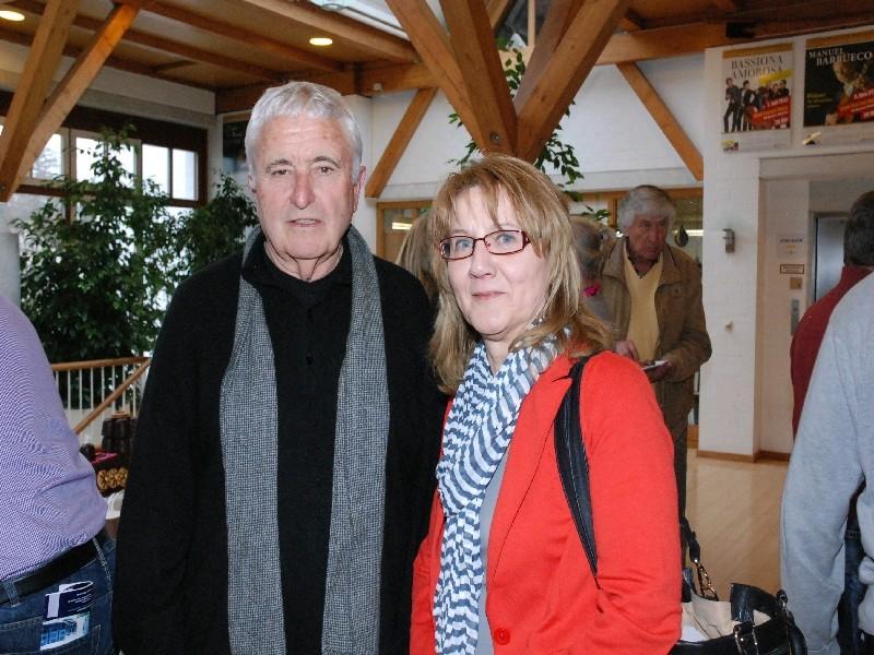 Johann Weber & Agi Fleischmann