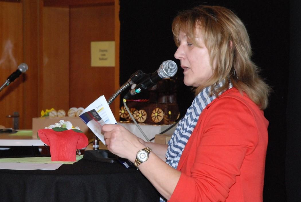 Agi Fleischmann, BDFA Jury Referentin