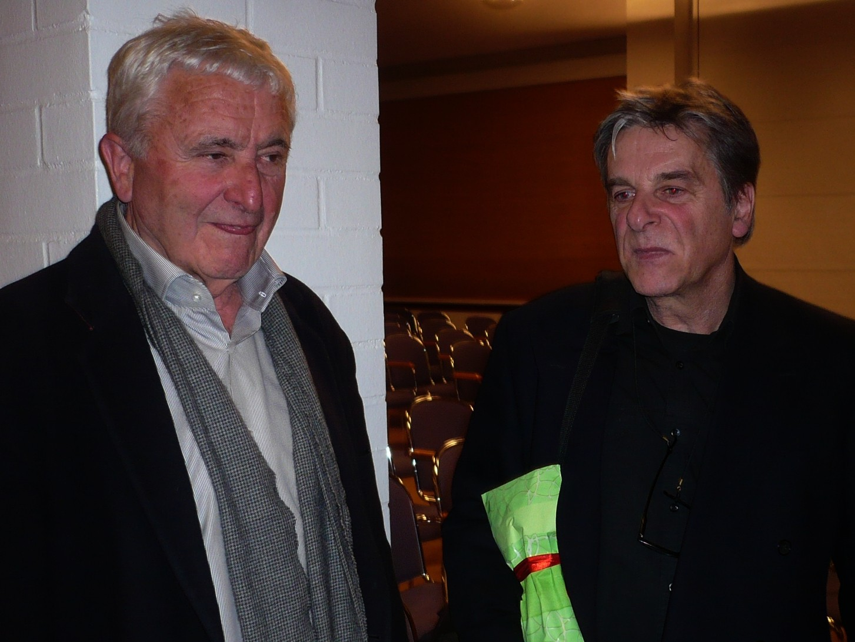 Johann Weber und Klaus Bichlmeier
