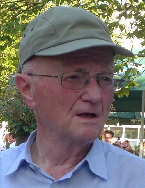 Heinz aus Oberhaching ist auch Mitglied des Bürgerfernsehens Neubiberg.