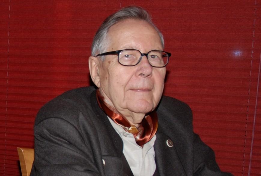 Jürgen, bis 2016 Schriftführer, denkt überhaupt nicht an einen Ruhestand, sein Motto lautet Reisen und Filmen.