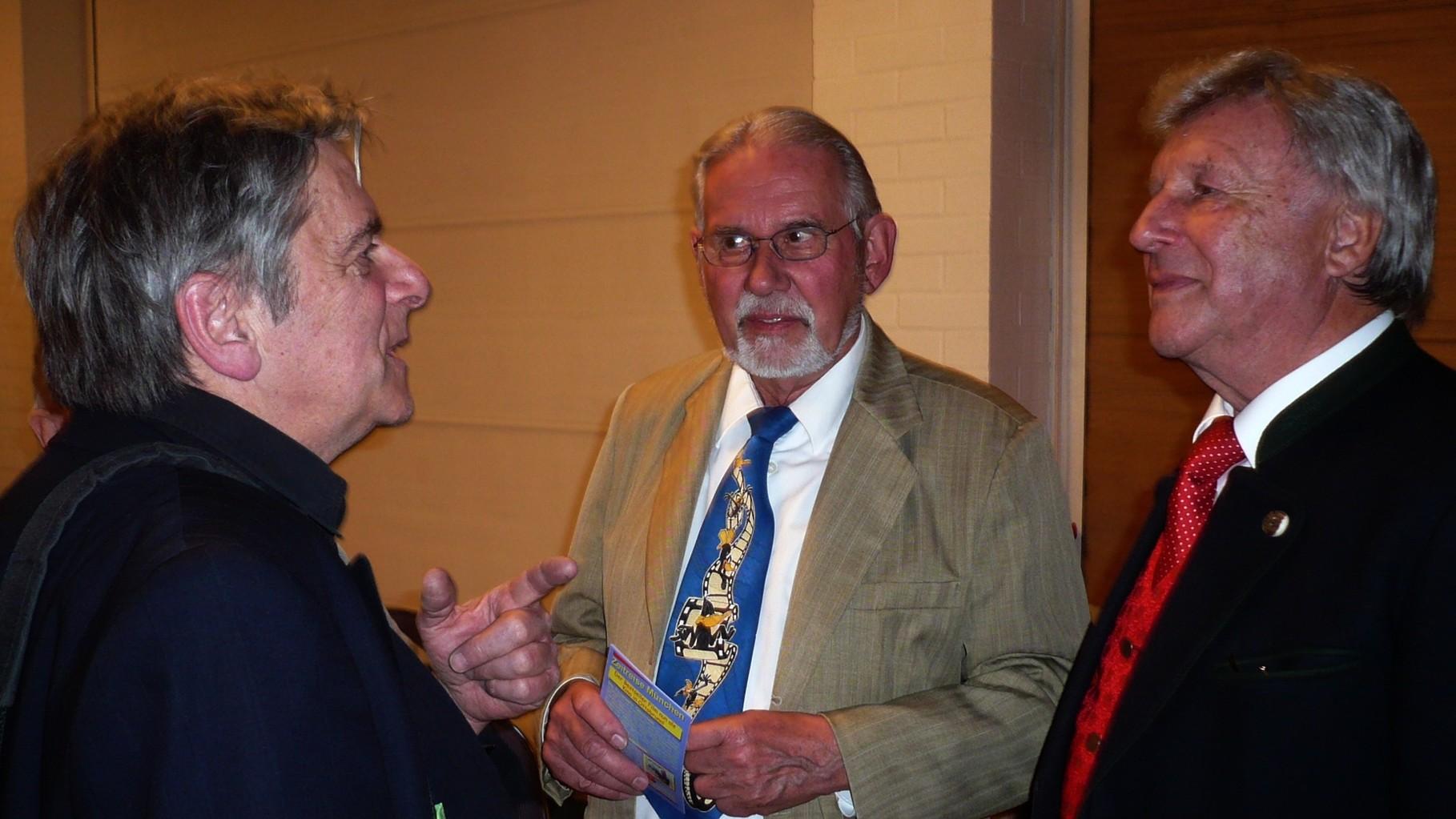 Klaus Bichelmeier und Dieter Brebeck