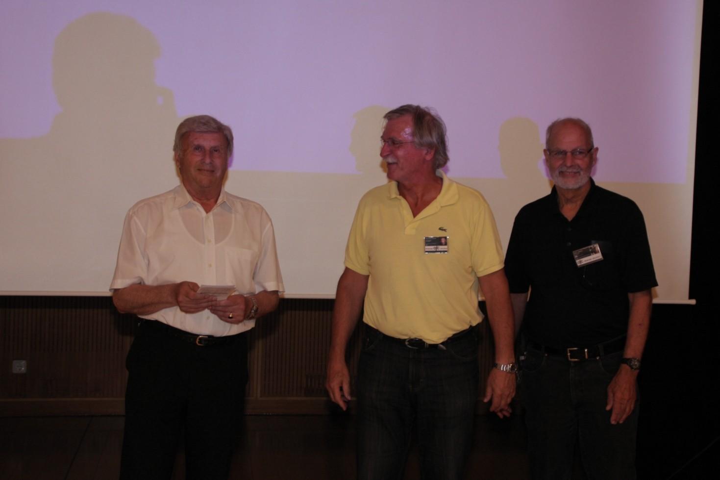 Moderator, Andreas Schütt, Rolf Rachor