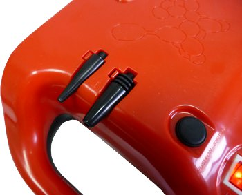 Хранение наконечников на корпусе компрессора