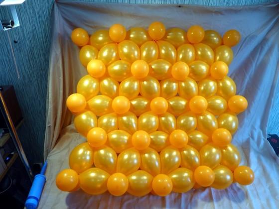 панно из воздушных шаров LINK-O-LOON - фото инструкция