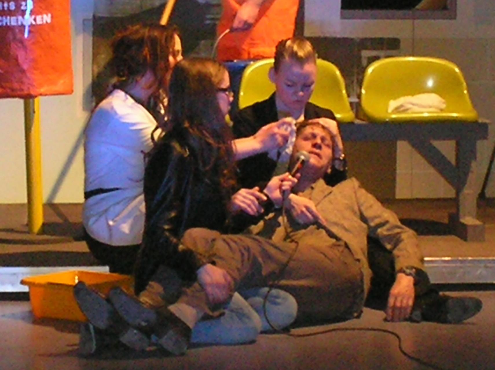 GRAS - ein politisches Musical, KuKuz Berlin 2014