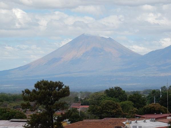 Einer der grössten noch aktiven Vulkane