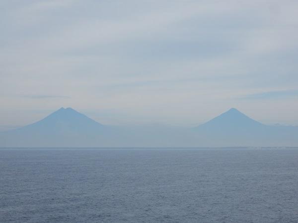 Vulkane prägen das Landschaftsbild von Guartemala