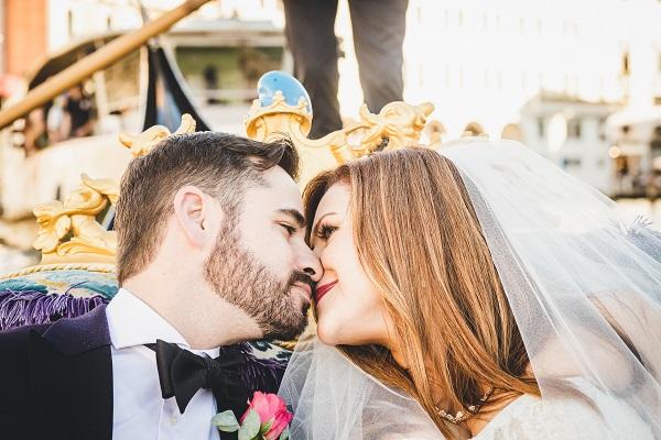 Cerimonia di Matrimonio al Ca' Sagredo hotel di Venezia