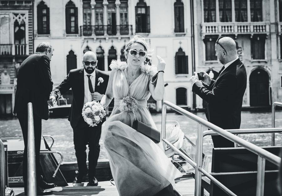 Fotografo per Matrimonio all' Hotel Aman di Venezia...