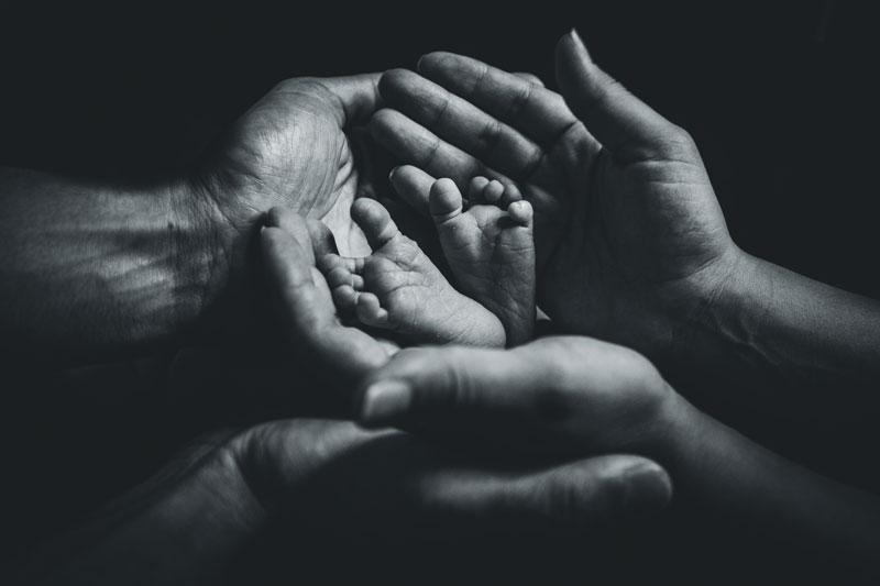 servizio fotografico newborn padova