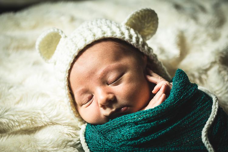 servizio fotografico neonato venezia mestre