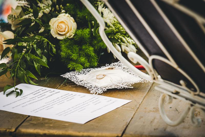 cerimonia matrimonio hostaria storica baracca