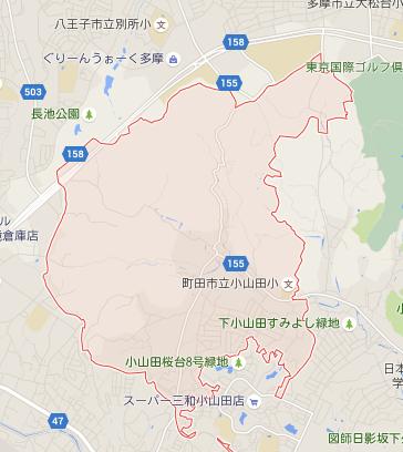 町田の北部 上小山田や下小山田でも確実なポスティングを行います。