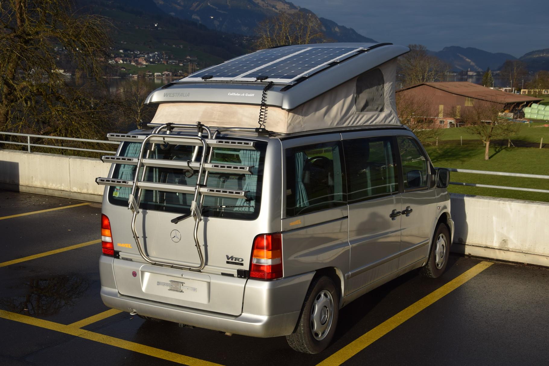 camper westfalia mercedes vito marco polo mercedes vito. Black Bedroom Furniture Sets. Home Design Ideas