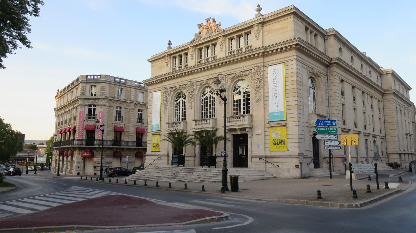 Theater in Épernay