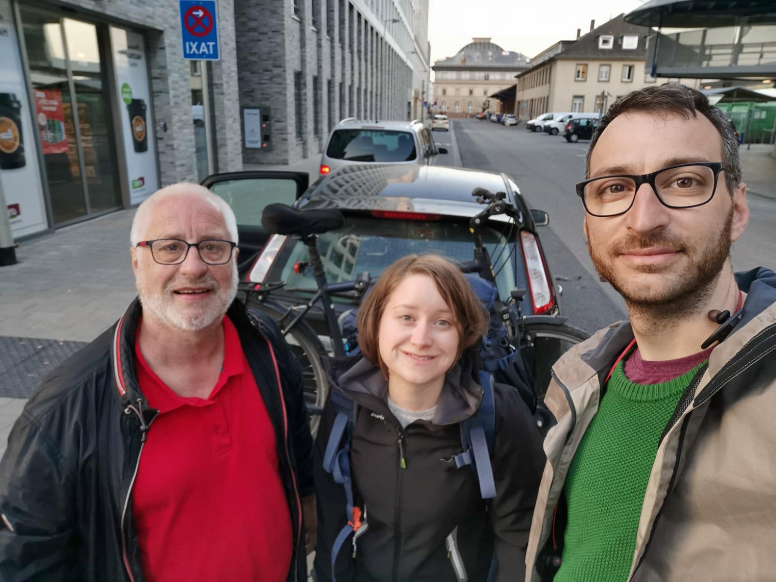 VIP Abholservice um 5:45 Uhr in Mannheim