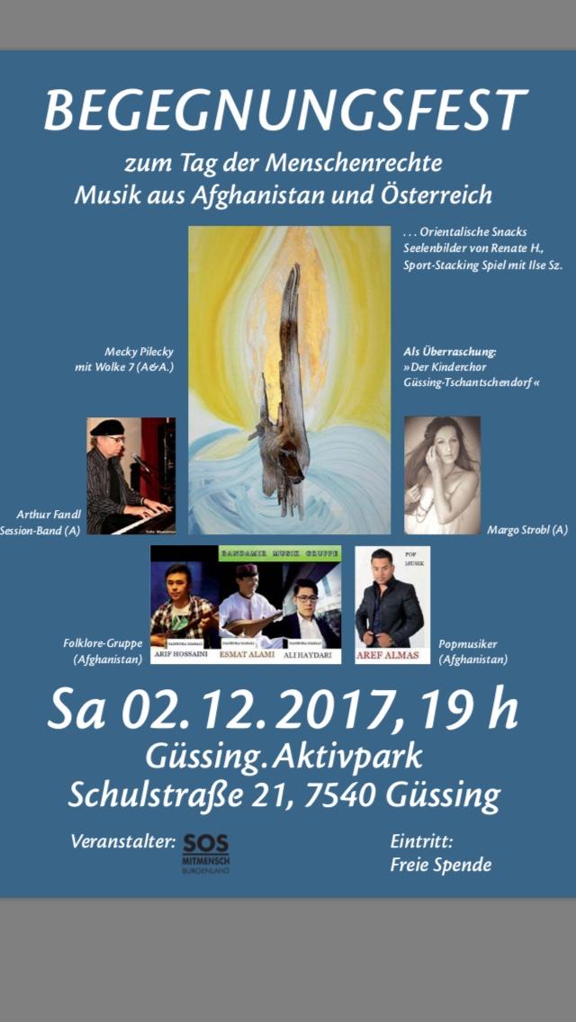 Begegnungsfest Dezember 2017, Aktivpark Güssing