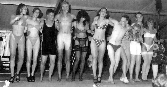 Miss- und Misterwahl 1995