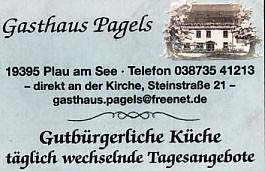 Gasthaus Pagels