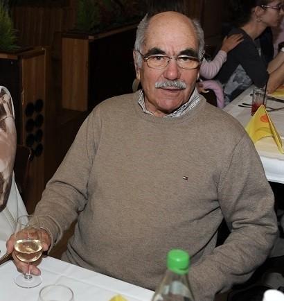 André lors du souper de la section du 8 février 2014