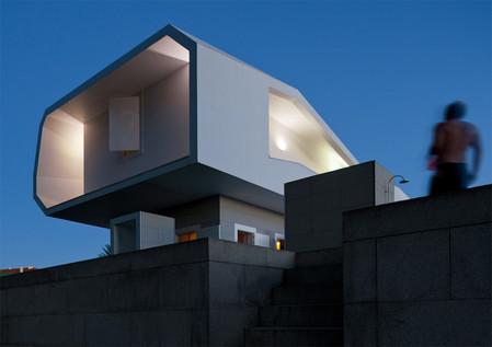 Дом архитектора в Португалии