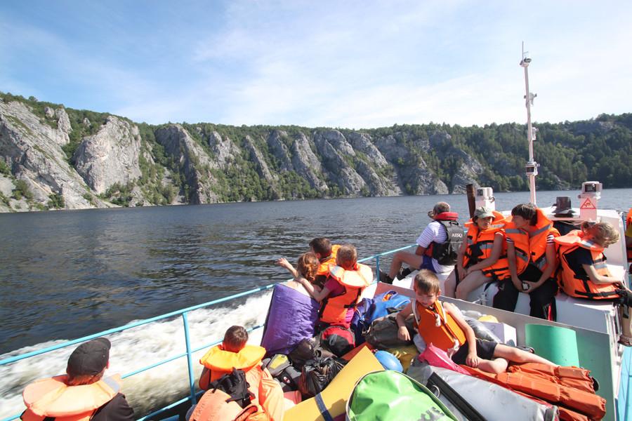 Belaya River ( Jumaguzinskoe reservoir )