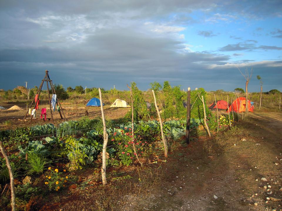 i giardini di Bellamar (permacultura)