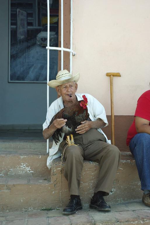 Cubain à Trinidad Ph.Marjorie