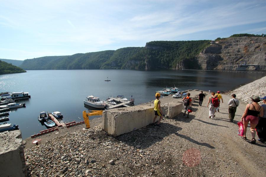 Jumaguzinskoe reservoir