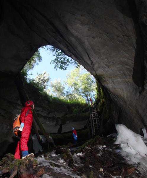 Sumgan Kutuk cave